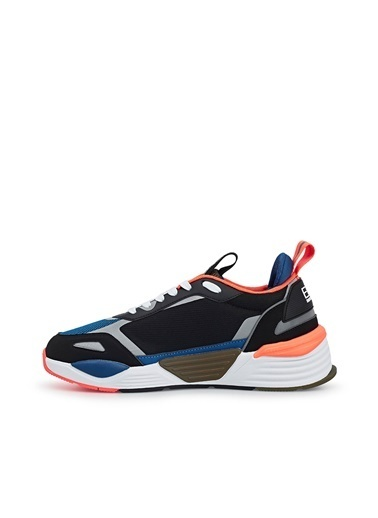 Emporio Armani  Sneaker Ayakkabı Erkek Ayakkabı S X8X070 Xk165 M979 Siyah